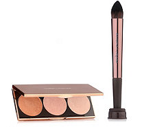 Highlighter-Trio & Pinsel - 292311
