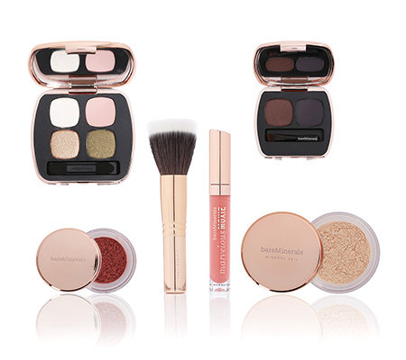 bareMinerals® Beautifully Brilliant Make-up-Set inkl. Tasche