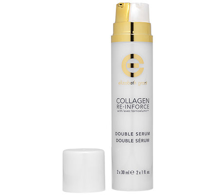 ELIZABETH GRANT COLLAGEN Double Serum Zwei-Kammer-System 2x 30ml