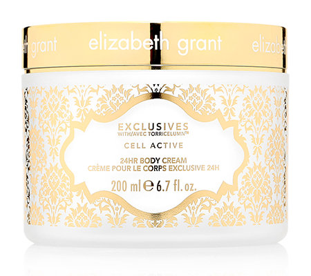 ELIZABETH GRANT EXCLUSIVES 24h Cell Active Body Cream 200ml