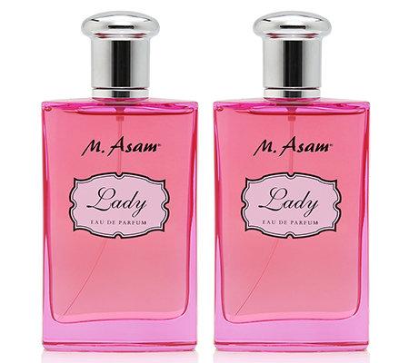 m asam lady eau de parfum 2x 100ml page 1. Black Bedroom Furniture Sets. Home Design Ideas