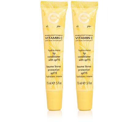 ELIZABETH GRANT VITAMIN C Lip Conditioner SPF 15 Doppelpack