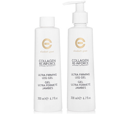 ELIZABETH GRANT COLLAGEN Ultra Firming Leg Gel 2x 200ml