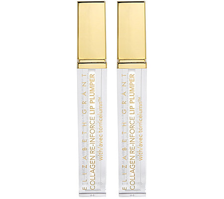 ELIZABETH GRANT COLLAGEN Lip Plumper Duo 2x 7,5ml