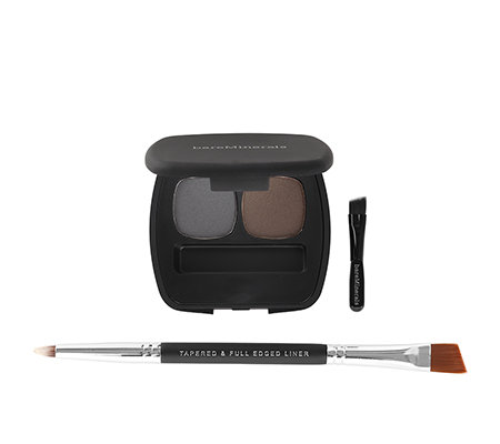 bareMinerals® READY 2.0 Line Shadow Puder Eyeliner Duo mit Pinsel