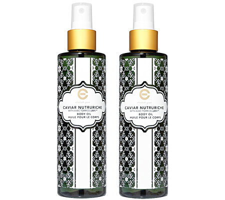 ELIZABETH GRANT CAVIAR Body Oil-Duo je 200ml