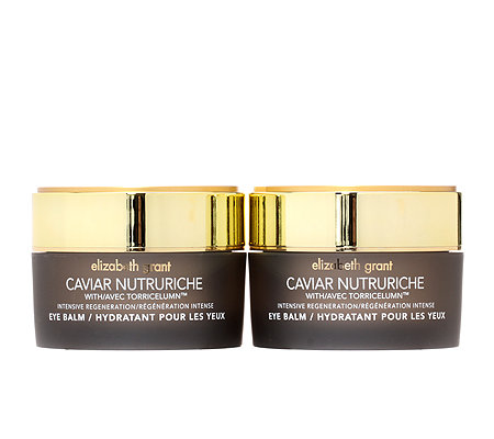 ELIZABETH GRANT CAVIAR Eye Balm Duo 2x 20ml