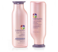 PUREOLOGY BY L'ORÉAL PROFESSIONELLE PROD. Pure Volume Shampoo & Conditioner je 250ml