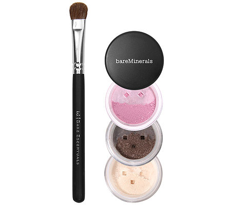 bareMinerals Eye Club Bare Basics 2 Augenmakeup-Set 4tlg.