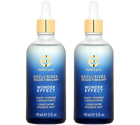 ELIZABETH GRANT WONDER EFFECT Night Wonder & Day Wonder Concentrate Duo