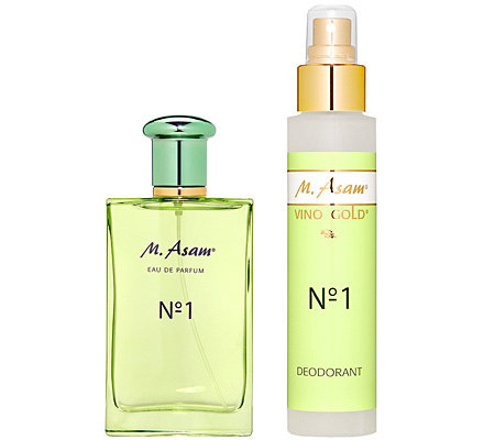 M.ASAM VINO GOLD No. 1 EdP 100ml & Deospray 100ml
