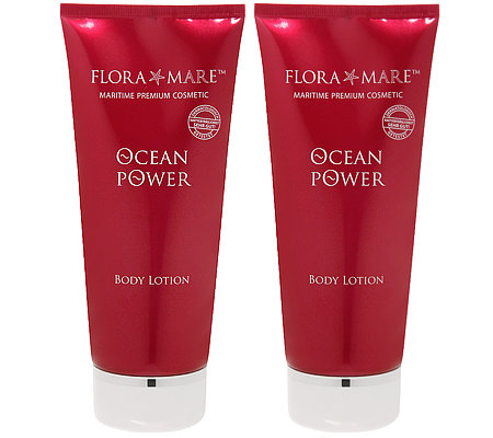 FLORA MARE Ocean Power Body Lotion 2x 200ml