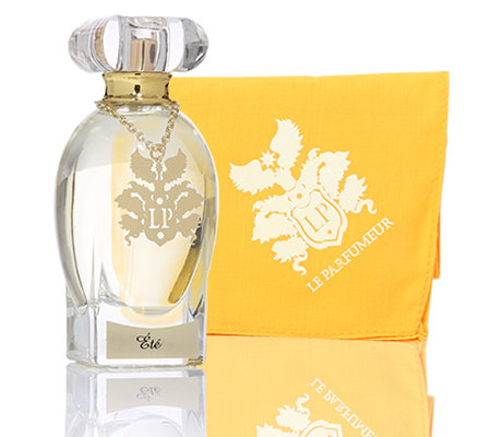 LE PARFUMEUR ETÉ Set Sommerduft-Set ETÉ EdP 100ml & Tuch