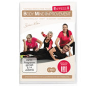 FLEXI-SPORTS BMI-Express 2.0 Fitnessprogramm 6 Workouts à 20min auf DVD