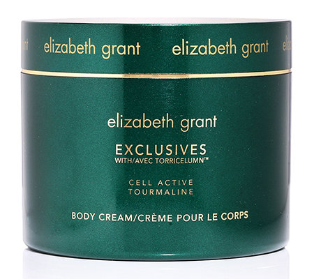 ELIZABETH GRANT 24H CELL ACTIVE Turmalin Edition Body Cream 400ml