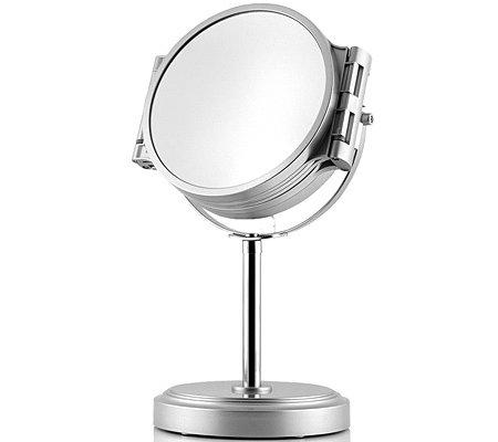 beautyspiegel 360 grad ansicht 5 spiegel plus vergr erungsspiegel zusammenklappbar page 1. Black Bedroom Furniture Sets. Home Design Ideas