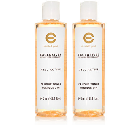 ELIZABETH GRANT EXCLUSIVES 24h Cell Active Toner 2x 240ml