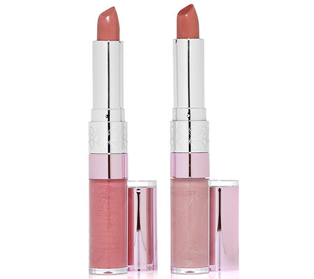 DOLL NO.10 Nude Lip Wardrobe-Duo Lippenstift & Lipgloss