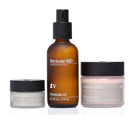 DR. PERRICONE Formula 15, Photo Plasma & Cold Plasma Eye 3-tlg.