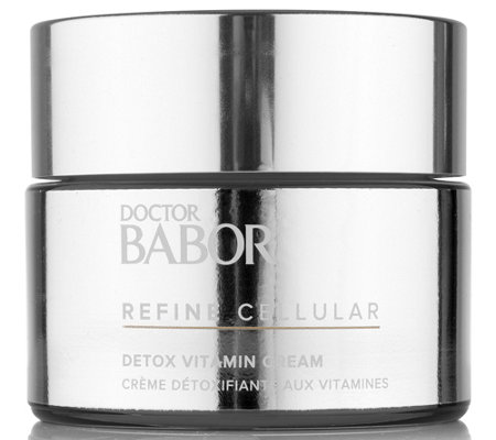 DOCTOR BABOR Detox Vitamin Cream 50ml