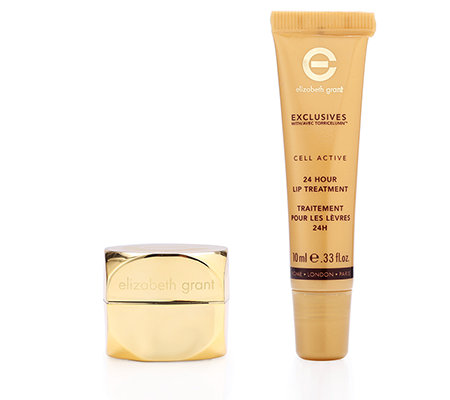 ELIZABETH GRANT CELL ACTIVE Lip Butter & Line Treatment