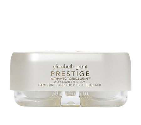ELIZABETH GRANT PRESTIGE Eye Cream 2-Kammer-Tiegel 2x 18ml