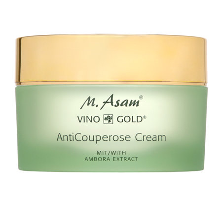 M.ASAM VINO GOLD Anti-Couperose Creme 50ml