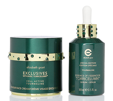 ELIZABETH GRANT 24H CELL ACTIVE Turmalin Edition 24h Creme & Essence of Torrice lumn
