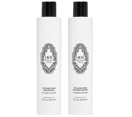 HER Haircare Rituals Volumen-Set Shampoo & Conditioner, 2x 250ml