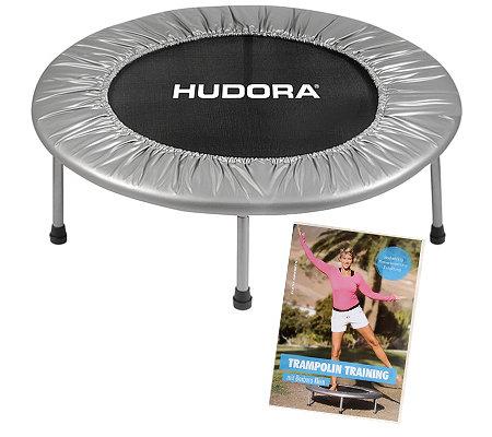 flexi sports trampolin mit trainings dvd bis 100kg belastbar faltbar page 1. Black Bedroom Furniture Sets. Home Design Ideas
