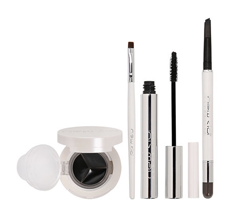 NEW CID Cosmetics Smokey Eye Kit, Lidschatten, Eyeliner, Mascara Set 3tlg.