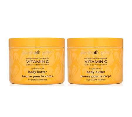 ELIZABETH GRANT VITAMIN C Body Butter 2x 300ml