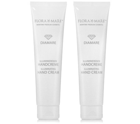 flora mare diamare illuminierende handcreme 2x 100ml. Black Bedroom Furniture Sets. Home Design Ideas