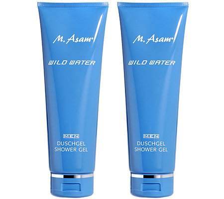 M.ASAM Wild Water Herrenduft Duschgel Duo 2x250ml
