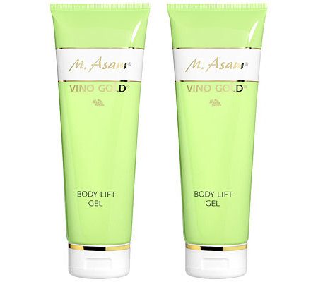 M.ASAM VINO GOLD Bodyliftgel 2x250ml