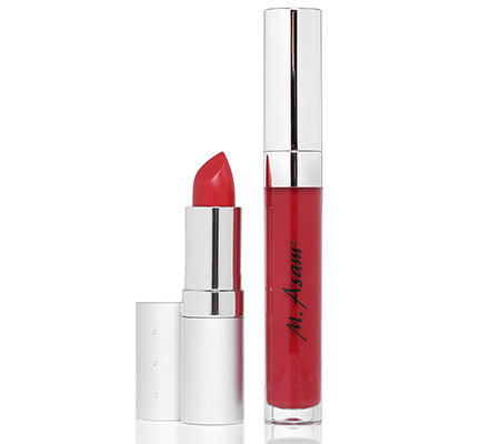 M.ASAM® COLORS OF BEAUTY Sweet Cherry Lippen-Set 2-tlg.