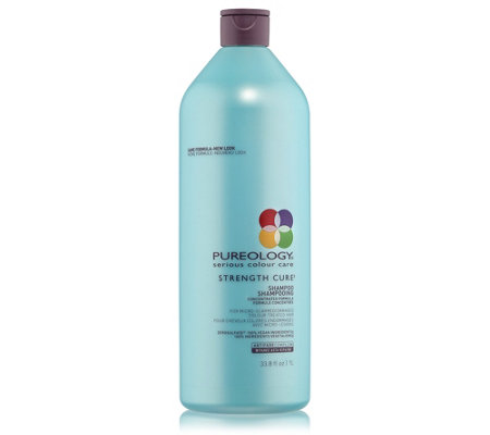 PUREOLOGY BY L'ORÉAL PROFESSIONELLE PROD. Strength Cure Shampoo 1.000ml