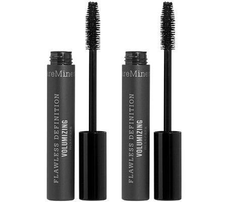 bareMinerals Flawless Definition Mascara Duo für mehr Volumen 2tlg.
