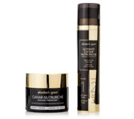 ELIZABETH GRANT CAVIAR Nutririche Double Serum & Night Cream