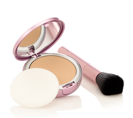 MALLY BEAUTY Poreless Perfection Glow-Foundation u. Zubehör