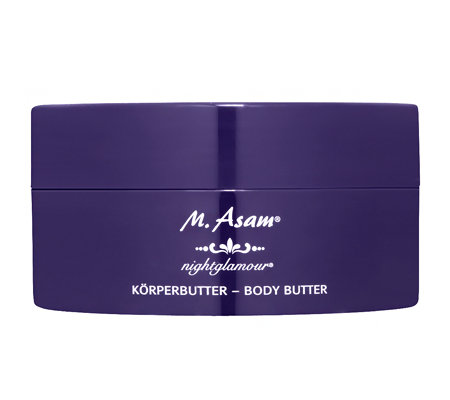 M.ASAM Night Glamour Körperbutter 300ml