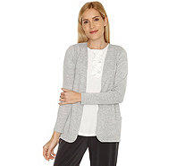 KIM & CO. Cardigan offene Front - 204759