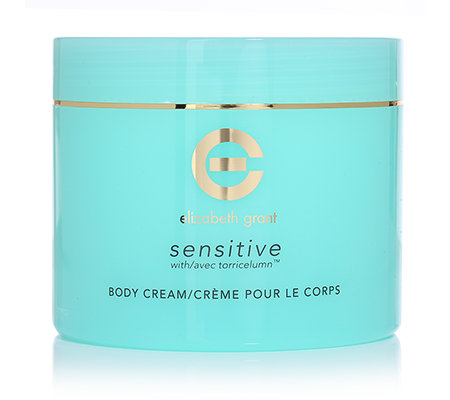 ELIZABETH GRANT SENSITIVE Body Cream 400ml