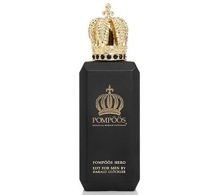 POMPÖÖS DESIGN by Harald Glöckler Eau de Toilette Hero for Men 100ml