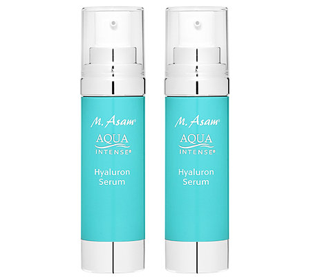 M.ASAM AQUA INTENSE Hyaluron Serum Duo 2x 50ml