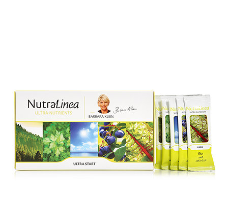 NUTRALINEA Ultra Nutrients Start 28 Superfoods für 1 Monat 20 Sachets