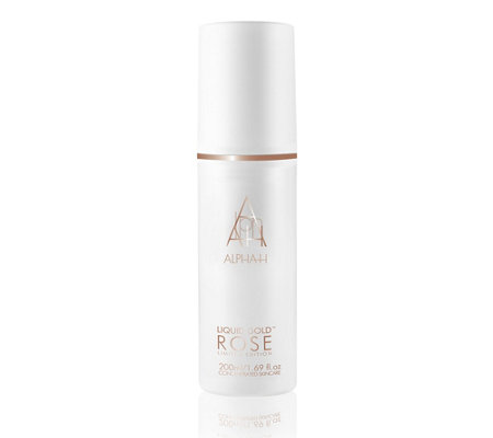 ALPHA-H Liquid-Gold Rose Limited Edition 200ml