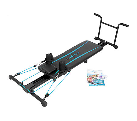 flow form pilates trainingsmaschine f r zuhause inkl trainings dvd mit versch workouts page. Black Bedroom Furniture Sets. Home Design Ideas