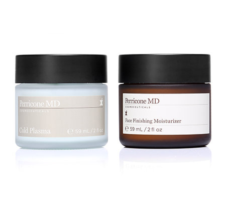 DR. PERRICONE Cold Plasma Sondergröße 59ml & Face Finishing Moisturizer 59ml