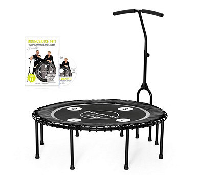 FLEXI-SPORTS Fitness-Trampolin & DVD - 272572